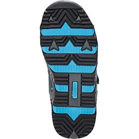 Hi-Tec Thunder WP Chaussures Garçon, navy/turquoise/black